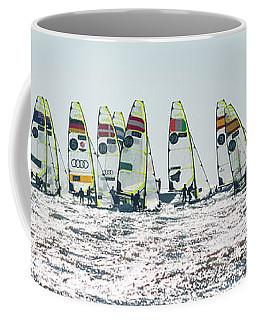49erfx World Championships 2016 Coffee Mug