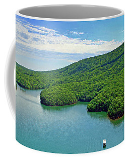 2017 Poker Run, Smith Mountain Lake, Virginia Coffee Mug