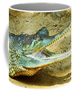 Saw Teeth Coffee Mug