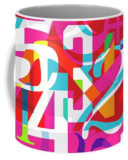 54321 Coffee Mug