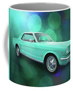 65 Mustang Coffee Mug
