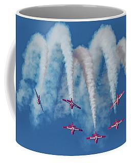7 Inverted Snowbirds Coffee Mug