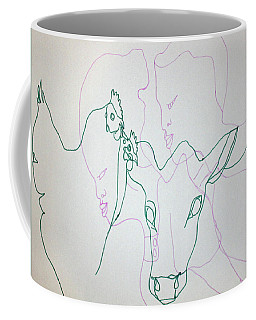 Kintu And Nambi Coffee Mug