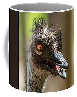 Australian Emu Outdoors Coffee Mug