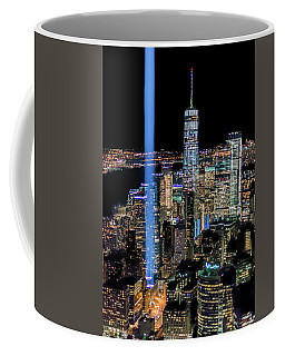 911 Lights Coffee Mug