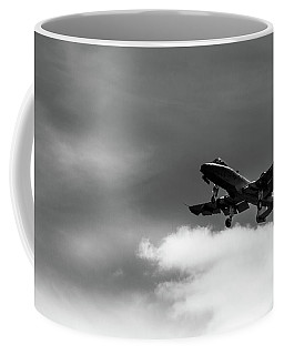 A-10 Slow Pass Coffee Mug