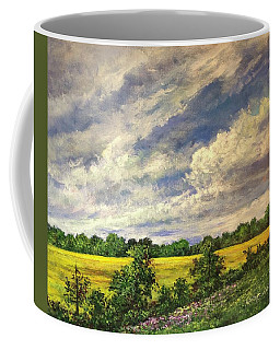 A Band Of Gold Coffee Mug