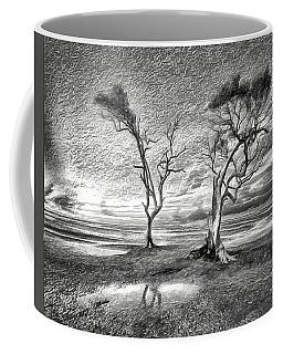 A Blasted Landscape Coffee Mug