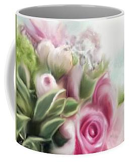A Bouquet Of Thankfulness Coffee Mug