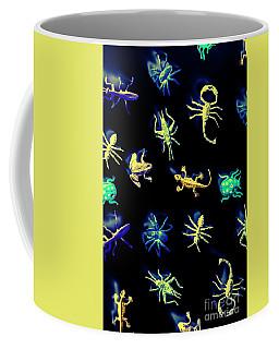 A Bugs Still Life Coffee Mug
