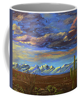 A Catalina Winter Coffee Mug