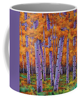 Evergreen Coffee Mugs