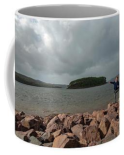 A Charming Little Girl In The Isle Of Skye 1 Coffee Mug