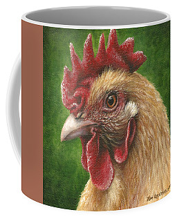 A Chicken For Terry Coffee Mug