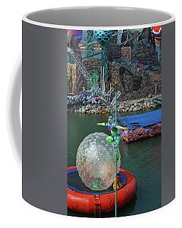 A Colorful Show At Seaworld Coffee Mug