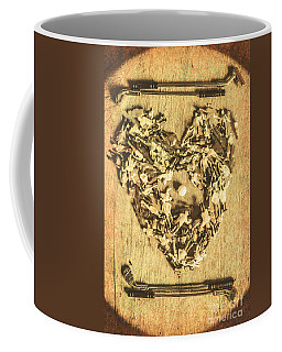 A Course For Romance Coffee Mug