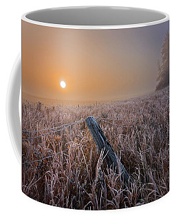 A Crisp October Morning Coffee Mug