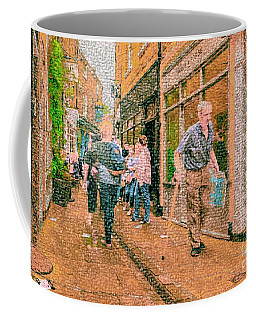 A Day At The Shops Coffee Mug