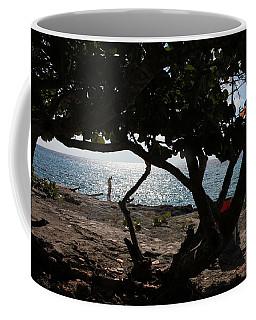 A Day On The Beach Coffee Mug