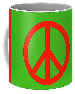 A Gift Of Peace Coffee Mug