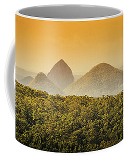 A Glowing Afternoon Coffee Mug