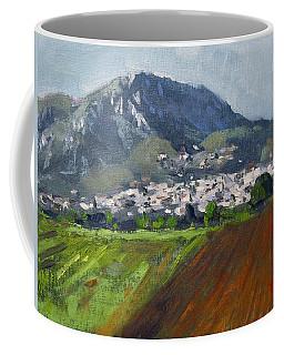 A Greek Village Coffee Mug