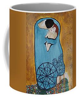 A Kiss From The Heart Coffee Mug