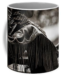 A Leg Up Coffee Mug