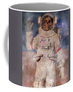 A Lifetime And Beyond Astronaut  Coffee Mug