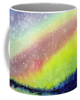 A Little Aurora Borealis Coffee Mug