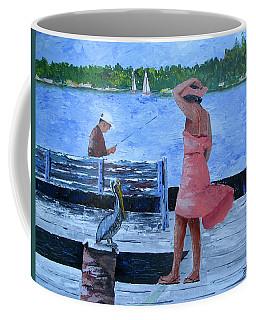 A Little Breeze Coffee Mug