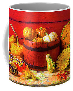 A Lovely Autumn Still Life Coffee Mug