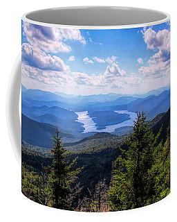 A Mountain View. Coffee Mug