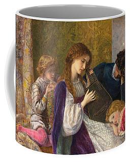 A Music Party, 1864 Coffee Mug