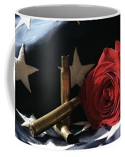 A Patriots Passing Coffee Mug