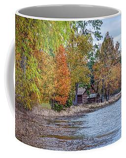 A Peaceful Place On An Autumn Day Coffee Mug