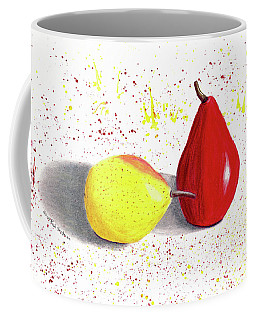 A Pear Of Friends Coffee Mug