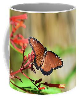 A Queen But Not A Monarch Coffee Mug