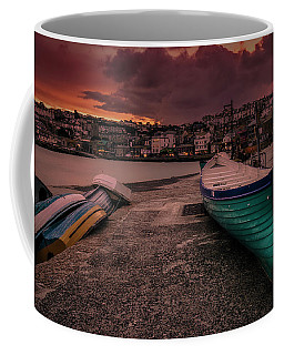 A Quiet Moment - Cornwall Coffee Mug