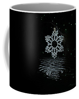 A Ripple Of Christmas Cheer Coffee Mug
