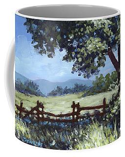 A Shady Rest Sketch Coffee Mug