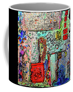 A Story Waiting To Be Told Coffee Mug