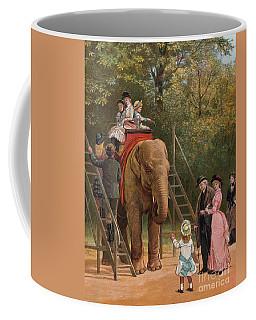 A Summer Holiday Coffee Mug