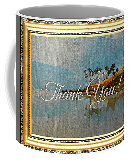 A Thank You Gift Coffee Mug
