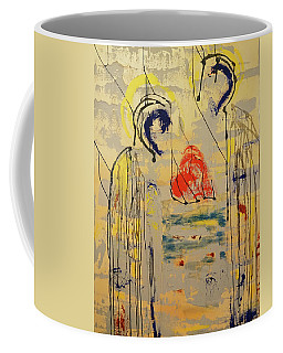 A Thousand Miles Of Sand And Sea Coffee Mug
