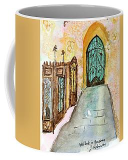 A Vestibule In Barcelona Coffee Mug