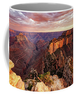 A View From Cape Royal Coffee Mug