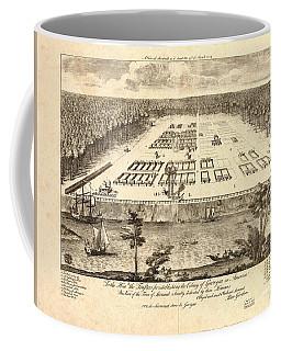 A View Of Savannah Coffee Mug