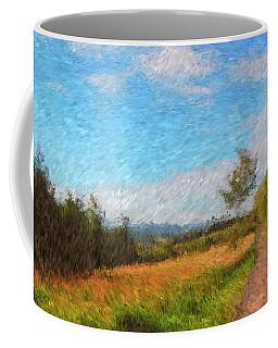 A Walk Through The Countryside Coffee Mug