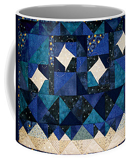 A Winter Snowscape Coffee Mug